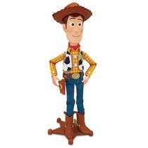 Toy Story - Xerife Woody Roundup 40 Cm 45 Frases