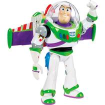 Toy Story Buzz Turbo Jato Mattel