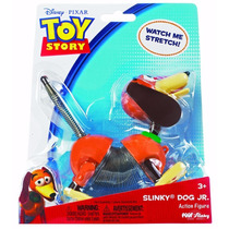 Slinky Dog Jr - Toy Story - Cachorrinho De Mola - Novo!