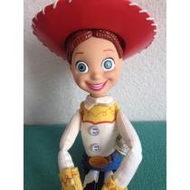 Boneca Jessie Do Toy Story Versão Antiga (2003)