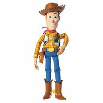 Boneco Toy Story 3 Woody C/ Som - Mattel