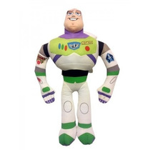 Boneco Buzz Lightyear Disney - Pelucia - 35 Cm