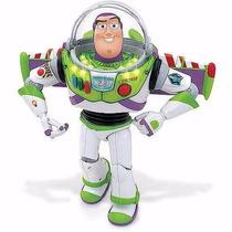 Boneco Buzz Lightyear Fala 21 Frases Toy Story 64081 - Toyng