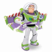 Toy Story Boneco Buzz Lightyear Fala 21 Frases 64081 - Toyng