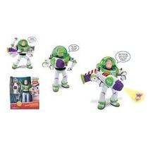 Buzz Lightyear Proyector De Poder Original Fala 25 Frases