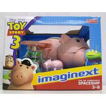 Veículo Nave Porco Espacial Imaginext Toy Story - Mattel