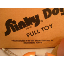 Slinky Dog Original Na Caixa Cachorro Molas Toy Story Woody