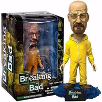 Mezco Breaking Bad Walter White In Yellow Suit Bobblehead