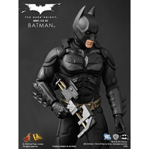 Boneco Hot Toys Batman The Dark Knight Dx02 Bruce Wayne Raro