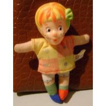 Boneca Fofolete Estrela Emilia Sít. Pica Pau Amarelo (c1g2)