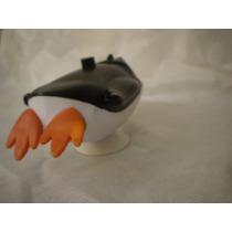 Coleção Boneco Pinguins De Madagacar 2