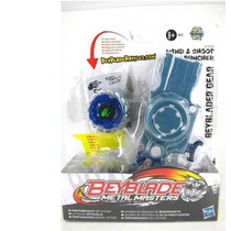 Beyblade Metal Masters - Wind & Shoot Launcher Poison Virgo