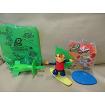 Brinquedo Nickelodeon Rocket Power Mc Donald