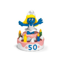 Boneco Alemao Schleich 20704 Smurfs Smurfette Surpresa