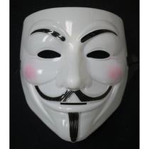 Máscara V De Vingança Anonymus Vendetta Guy Fawkes