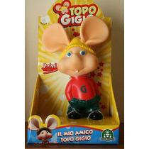 Boneco Topo Gigio Importado! Raríssimo!!!