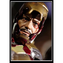 Hot Toys Diecast Iron Man 3 Mark Xlii 42 Homem De Ferro Mk42
