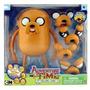 Boneco Adventure Time Jake Deluxe 25 Cm Multikids