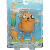 Boneco Jake Hora De Aventura (cartoonnetwork)