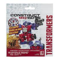 Transformers Construct-bots Dinobot Riders Optimus Prime