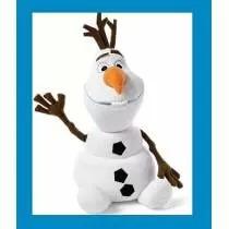 Pelúcia Olaf Frozen Original Disney Store 30cm Pronta Entreg