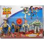 Kit Toy Stoty Com 4 Bonecos