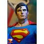 Hot Toys Superman 1978 Christopher Reeve Super Homem 1/6