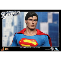 Hot Toys Superman 1978 Christopher Reeve Super Homem 1/6