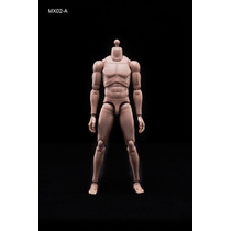 Corpo Body Truetype P/ Hottoys Regular - Batman - Iron Man