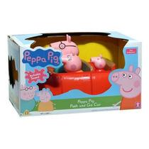Peppa Pig Carro Musical - Pronta Entrega.