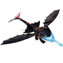 Como Treinar Seu Dragão - Figure Banguela Toothless Original