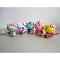 Coleão Mc Donalds Hello Kitty 2013 Com 5 Peças ! !