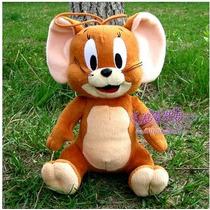 Hanna-barbera Tom And Jerry / Jerry 25 Cm- Frete Gratis