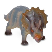 Dinossauro Dino Flex Styracosauros - Dtc