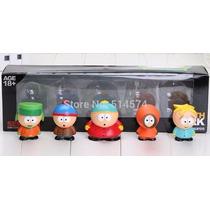 Coleção Bonecos Figure South Park Kit Com 5 - Pronta Entrega