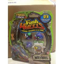 Trash Pack Trash Wheels Blister C/4 Serie 01 - Bonellihq 09
