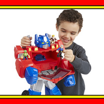 Transformers Optimus Prime Gigante 56cm Hasbro Playskool