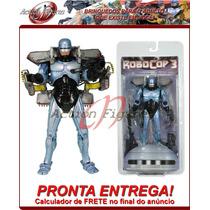 *cnaf* Robocop 3 Deluxe - Lançamento Neca - Pronta Entrega!