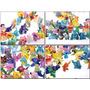 144 Miniaturas De Pokémon Por R$ 135,99 + Frete Grátis