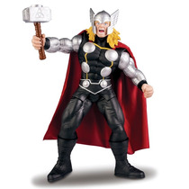 Thor Premium Boneco Marvel Gigantes 60cm! Mimo