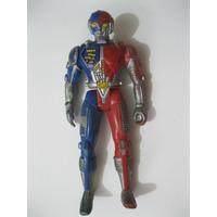 Metalder Homem Máquina Para Coleção Raro Boneco Miniatura
