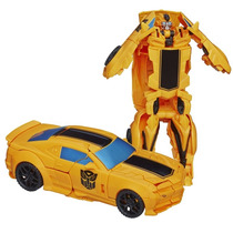 Transformers 4 One Step Changers Bumblebee Hasbro A7070