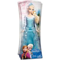 Elsa Of Arendelle - Miniatura Importada Mattel Disney Frozen