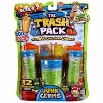 Trash Pack Germes Do Lixo 12 Trashies Serie 7 Dtc 2880 Frete