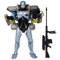 Robocop 3 Com Jetpack - Original Neca À Pronta Entrega