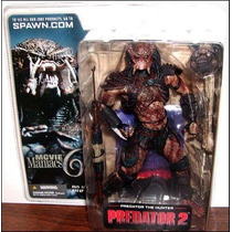O Predador Predator The Hunter Movie Maniacs 6 - Mcfarlane