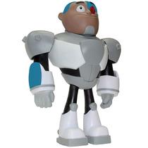 Boneco Cyborg Jovens Teen Titans Go 9021 - Rosita