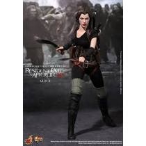 Alice Resident Evil Afterlife 3d Hot Toys Referencia Mms139