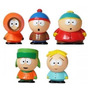 Miniaturas South Park - Kit Com 5 Bonecos Blister Lacrado.