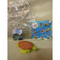 Brinquedo Tartaruga 2010 Oceano Mar Mc Donalds Lacrado